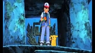 Pokémon Movies AMV - Burn It Down (instrumental/karaoke)