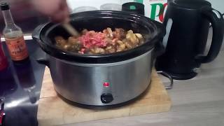 oi oi cooking gems ep 6 - slow cooker savory mince !! V44 2018