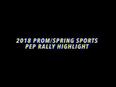 2018 Prom/Spring Sports Pep Rally - Lake Nona High School