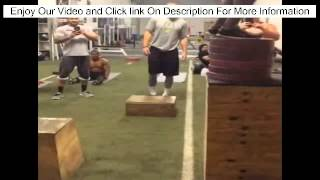 Chris Owusu  Shows off Hops with Impressive Box Jump  09033015 | Best vertical Jump trainning