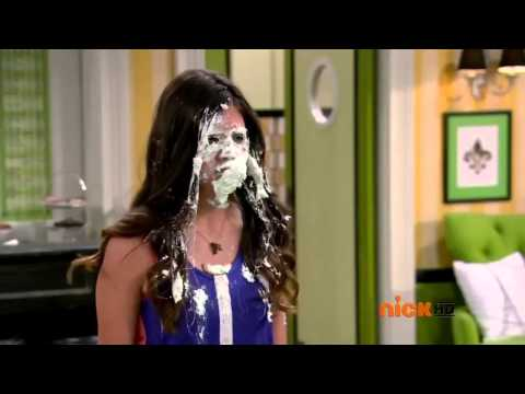Amber Montana Pie in the Face