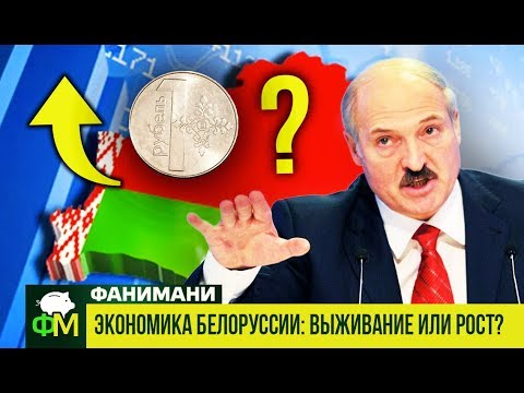 Про экономику Белоруссии из Белоруссии // Фанимани - YouTube