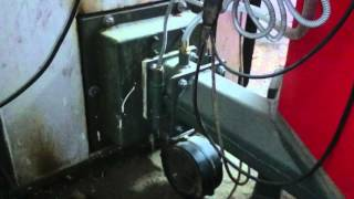 Heiztechnik - kotłownia na zrębki