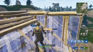 Fortnite Battle Royal (1v1 Clip) _I Hulked Him_
