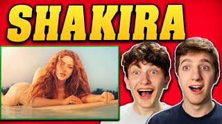 Shakira - 'Don't Wait Up' REACTION! (Official Video)