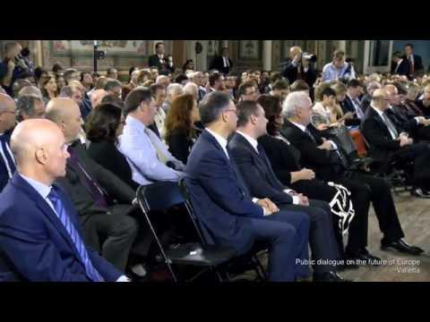 Public Dialogue - The Future of Europe