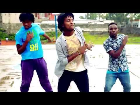 AFRO HOUSE DANCE By RINHA CREW Ft AFRO K A S A, DRCongo Meet Rwanda 2015
