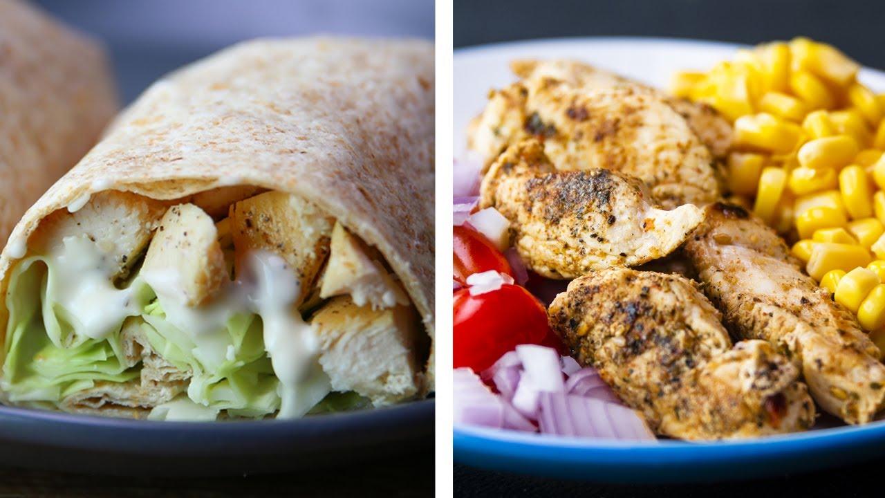 10 Healthy Back To School Lunch Ideas