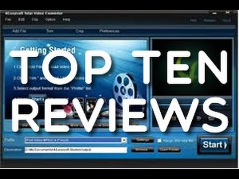 2015 Top Ten Review - What's The Best FREE Video Convert Software?