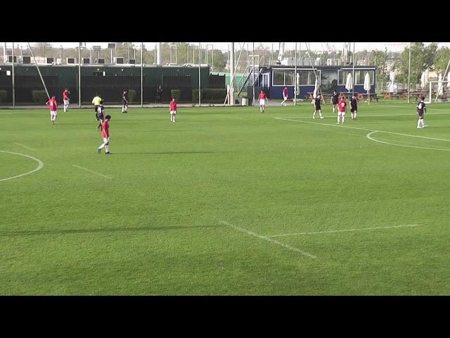 Tfa 16s vs Regional sport 1-3 (16/03/2019)