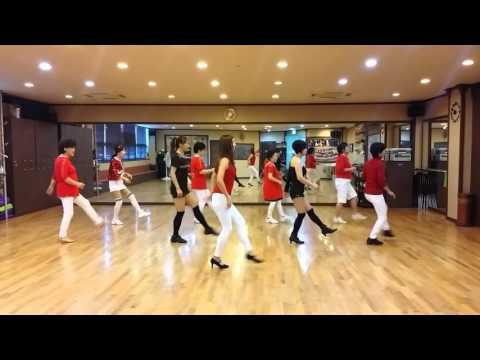 yesterday once more Line DanceFilipino Reggae