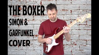 The Boxer - Simon & Garfunkel - Cover - Ken Mercer