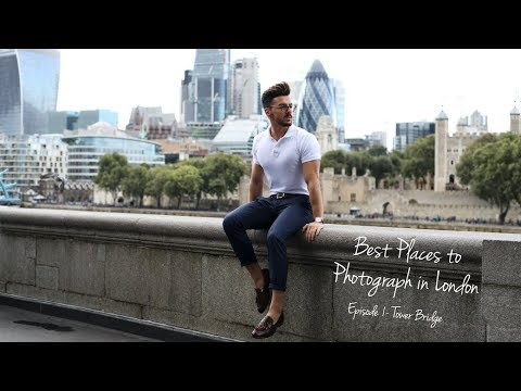 ROWAN ROW |  Best Places to Photograph in London  - Tower Bridge