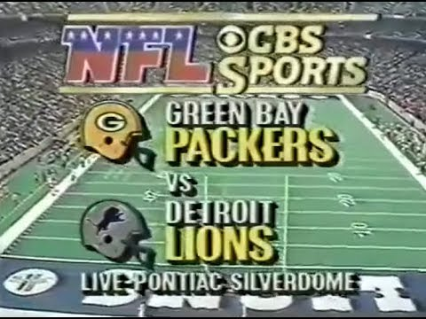 [Highlights] On this day in 1986, the Packers and Lions combined for 84 points in a 44-40 Thanksgiving barnburner. This game was capped off by a wild ending courtesy of Walter Stanley (the Steamer) that JaguarGator9 recently did a story on.