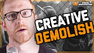 Heckler Defeated Creatively thumbnail