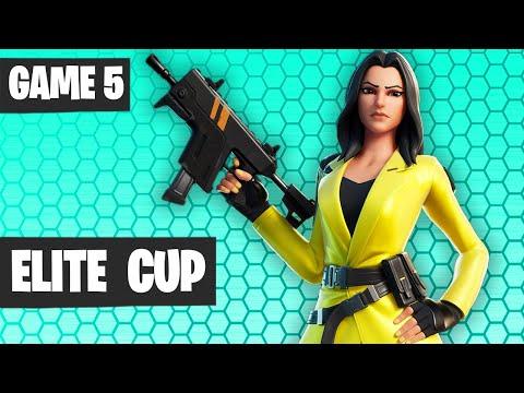 Fortnite Elite Cup Game 5 Highlights Fortnite Tournament 2020