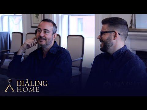 Dialing Home | Mallozzi & Bartok Lunch Interview - Part 1 | Stargate Command