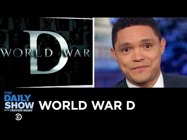 Trump Is the World's Worst Spy & 2020 Democratic Candidates Emerge | The Daily Show