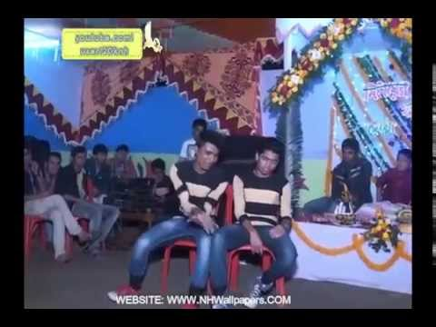 Live funny acting and song