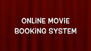 Software Engineering Method- Online Movie Booking System