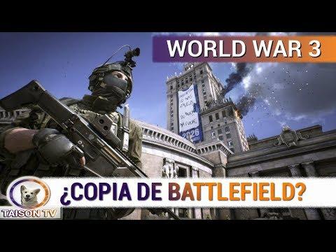 WORLD WAR 3 - GUERRA MODERNA OTAN VS RUSIA  -¿COPIA DE BATTLEFIELD?