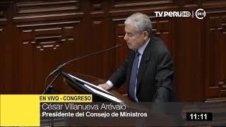 RFL: EXIGEN AL PREMIER VILLANUEVA CUMPLA SU PALABRA (400 MILLONES)