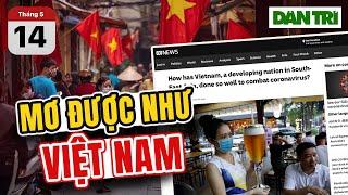 Trang chủ báo Australia: Nhiều nước mơ ước được như Việt Nam chống dịch thành công