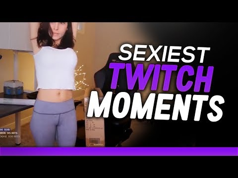 Hottest & Sexiest Twitch Girls Moments 2019 | THICC Compilation