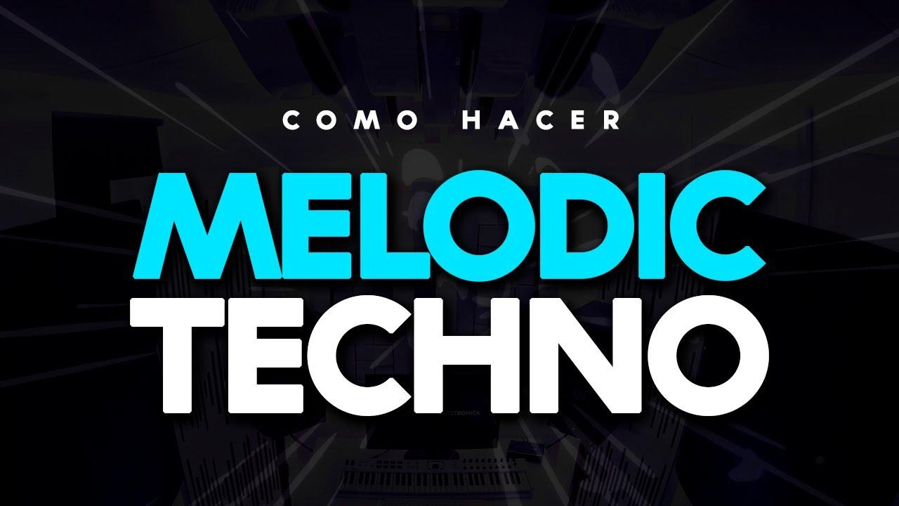Como hacer TECHNO MELODICO Ableton | Melodic Techno House Tutorial Ableton Live (Producción Musical)