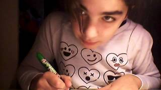 How to draw Luvli and Diavlo moshi monsters