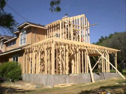 บ้านพักคนงานก่อสร้าง แบบบ้านชั้นเดียวสวยที่สุด