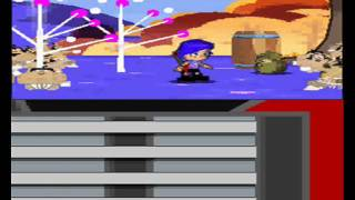 Let's play Hi Hi Puffy Ami Yumi - The Genie and the Amp part 1