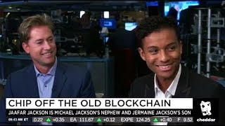 Jaafar Jackson is making music with crypto and tokenizing his debut album with NASGO