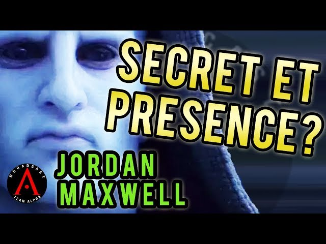 Jordan Maxwell - Is there a Secret ET Presence On Earth?