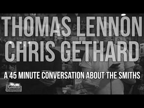 Thomas Lennon and Chris Gethard Talk Morrissey  The Chris Gethard