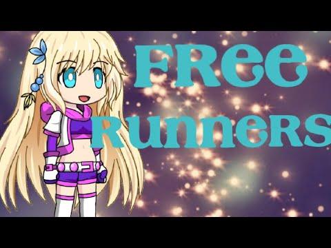 Free Runners-part 1 season 1(Gacha studio)