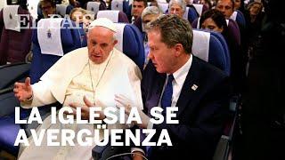 El Vaticano llama criminales a los curas abusadores de Pensilvania