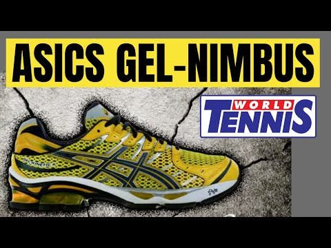 b24753325bd World Tennis - Lançamento Asics Gel Kinetic 4 - YouTube