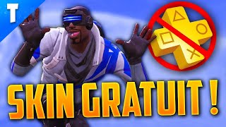 HAVE THE FREE SKIN WITHOUT PAYER the PS PLUS! (TUTO FORTNITE)