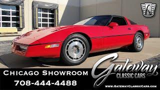 1987 Chevrolet Corvette for sa…