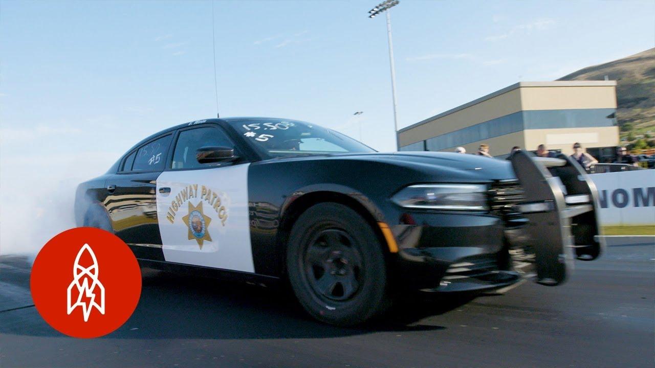 Street Racing Against Cops