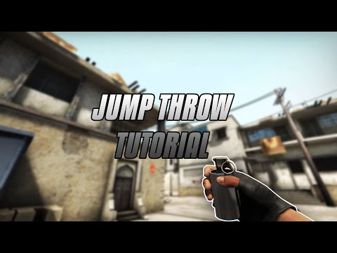 CSGO   Jump Throw Bind Tutorial