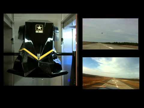 UAV Motion Ground Station