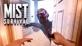 MIST SURVIVAL 🧟♂️ 057: Höfliche Zombies nehmen die Tür!