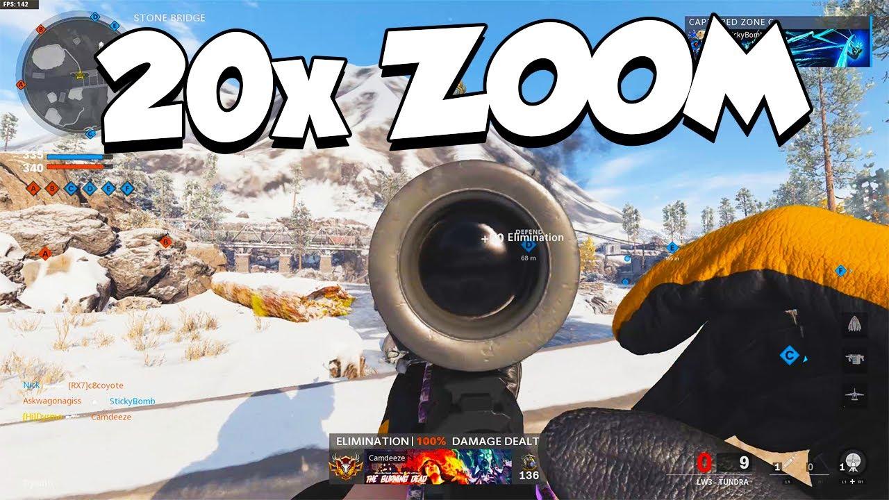 Download The 20x SNIPER SCOPE lol