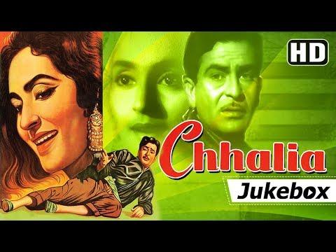 Chhalia 1960 Songs  Raj Kapoor  Nutan  Kalyanji Anandji Hits  Evergreen Songs HD