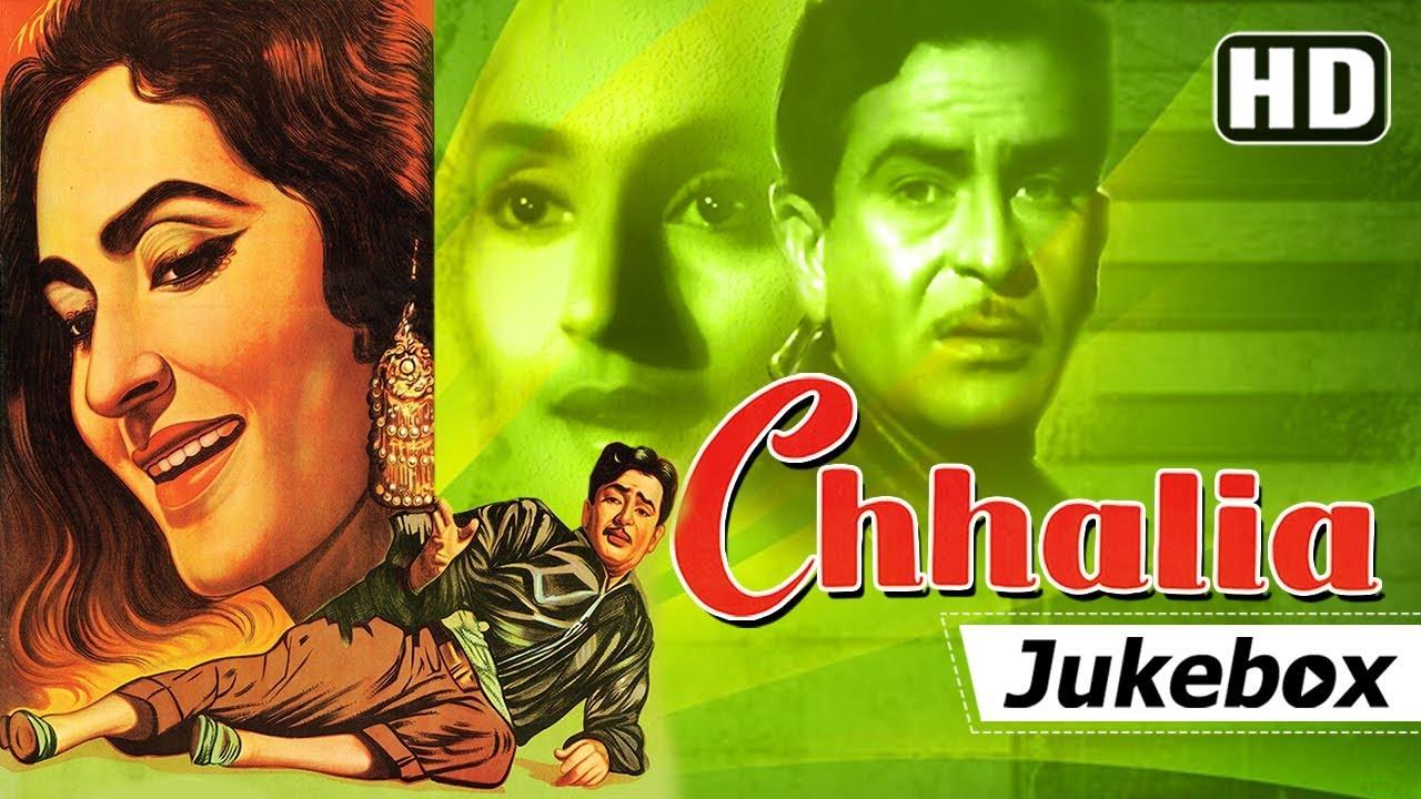 Download Chhalia [1960] Songs | Raj Kapoor - Nutan | Kalyanji Anandji Hits | Evergreen Songs [HD]