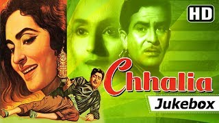 Chhalia [1960] Songs | Raj Kapoor - Nutan | Kalyanji Anandji Hits | Evergreen Songs [HD]