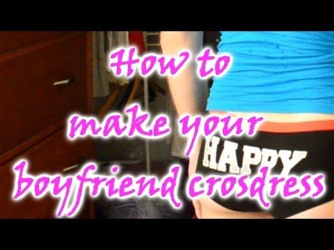 how to make my husband a sissy