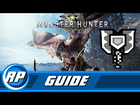 Monster Hunter World - Charge Blade Progression Guide (Recommended Playing)